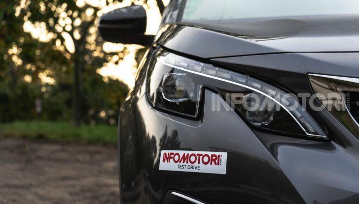Prova Peugeot 3008 GT Line 2019: vero premium senza rinunce - Foto 4 di 42