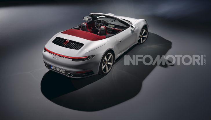 Porsche fa doppietta: ecco la nuova 911 Carrera Coupé e la 911 Carrera Cabriolet - Foto 3 di 10