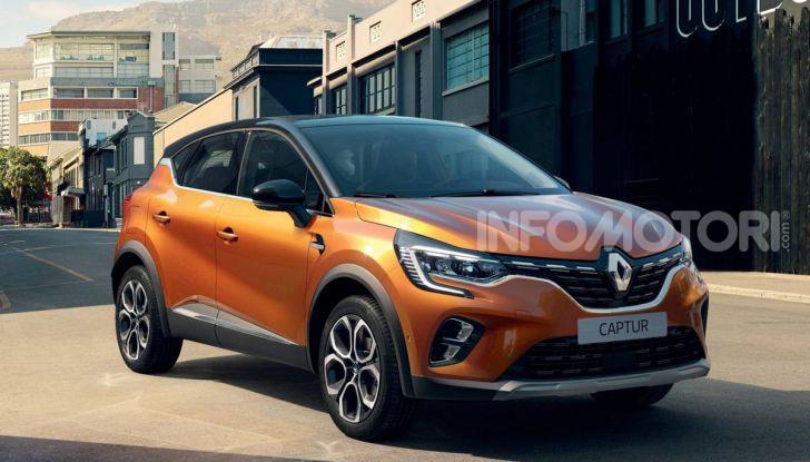 Nuova Renault Captur 2019: SUV d'alto design con variante Plug-In Hybrid - Foto 9 di 47