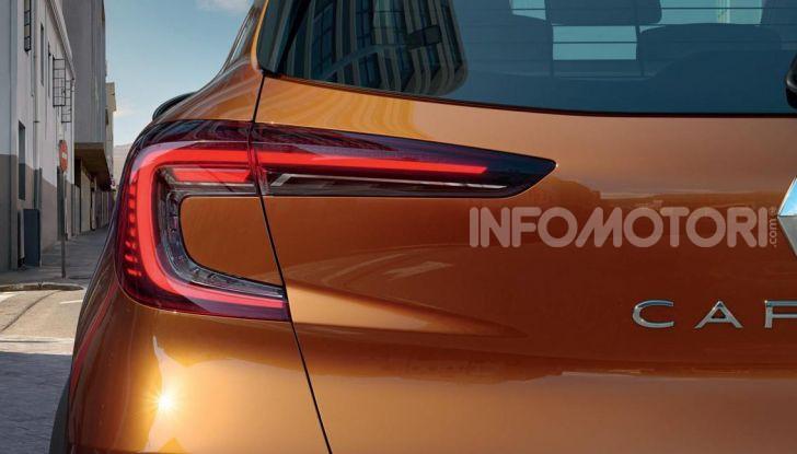 Nuova Renault Captur 2019: SUV d'alto design con variante Plug-In Hybrid - Foto 19 di 47