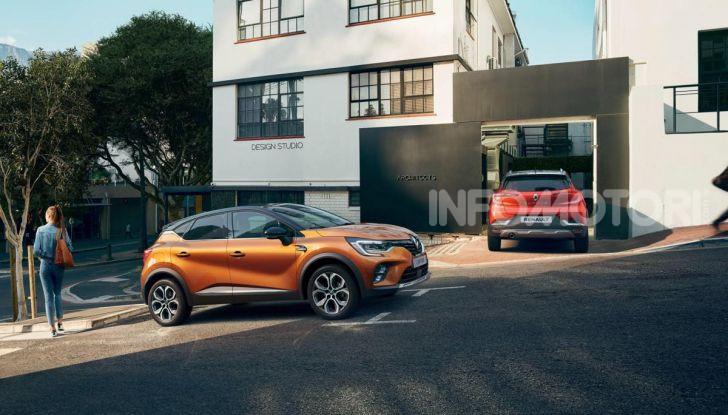 Nuova Renault Captur 2019: SUV d'alto design con variante Plug-In Hybrid - Foto 11 di 47