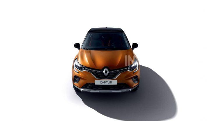 Nuova Renault Captur 2019: SUV d'alto design con variante Plug-In Hybrid - Foto 9 di 39