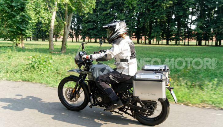 """Prova Royal Enfield Himalayan, il gusto dell'andare in moto """"facile"""" - Foto 2 di 50"""
