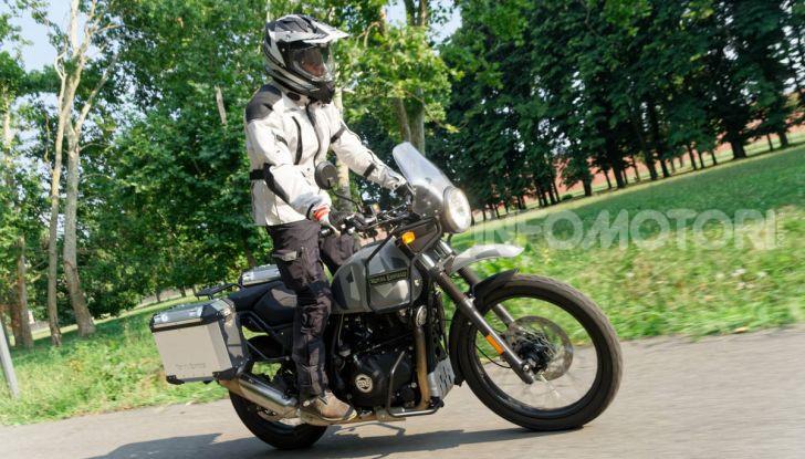 """Prova Royal Enfield Himalayan, il gusto dell'andare in moto """"facile"""" - Foto 7 di 50"""