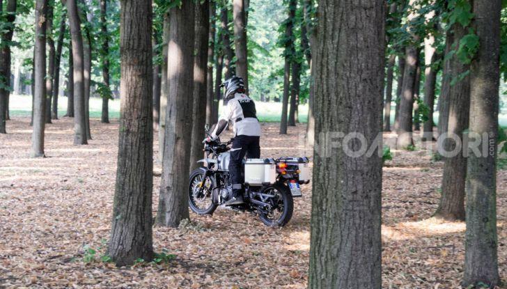 """Prova Royal Enfield Himalayan, il gusto dell'andare in moto """"facile"""" - Foto 10 di 50"""