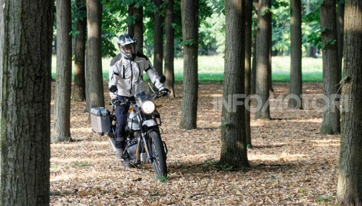 """Prova Royal Enfield Himalayan, il gusto dell'andare in moto """"facile"""" - Foto 11 di 50"""