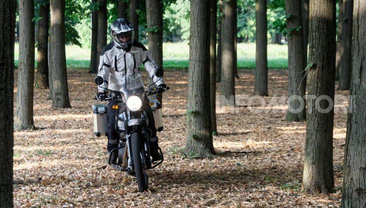 """Prova Royal Enfield Himalayan, il gusto dell'andare in moto """"facile"""" - Foto 12 di 50"""