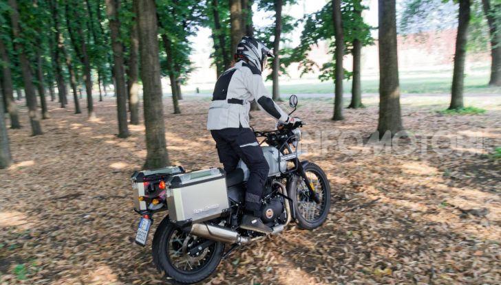 """Prova Royal Enfield Himalayan, il gusto dell'andare in moto """"facile"""" - Foto 14 di 50"""