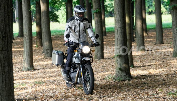 """Prova Royal Enfield Himalayan, il gusto dell'andare in moto """"facile"""" - Foto 15 di 50"""