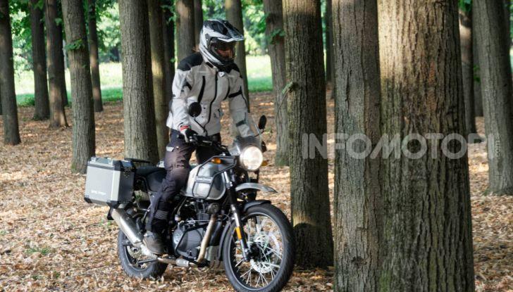 """Prova Royal Enfield Himalayan, il gusto dell'andare in moto """"facile"""" - Foto 16 di 50"""