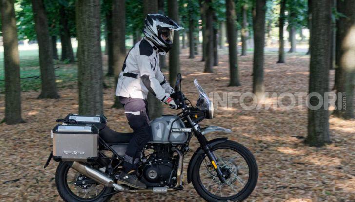 """Prova Royal Enfield Himalayan, il gusto dell'andare in moto """"facile"""" - Foto 18 di 50"""