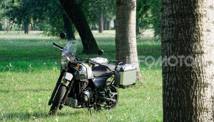 """Prova Royal Enfield Himalayan, il gusto dell'andare in moto """"facile"""" - Foto 20 di 50"""