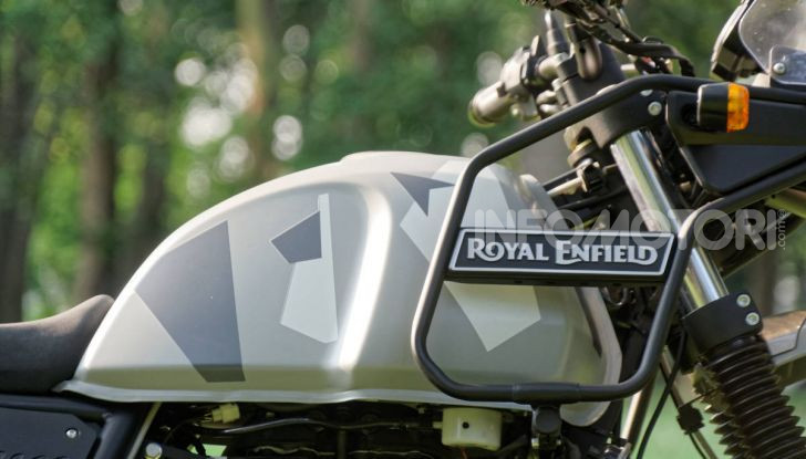 """Prova Royal Enfield Himalayan, il gusto dell'andare in moto """"facile"""" - Foto 26 di 50"""