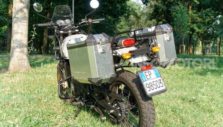 """Prova Royal Enfield Himalayan, il gusto dell'andare in moto """"facile"""" - Foto 29 di 50"""
