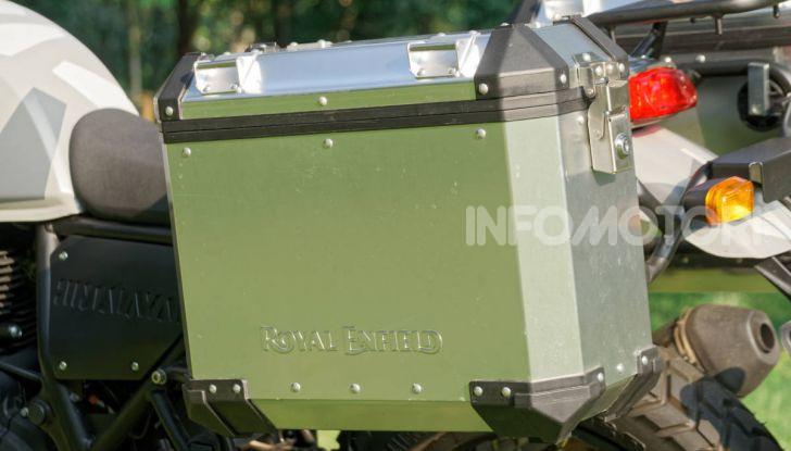 """Prova Royal Enfield Himalayan, il gusto dell'andare in moto """"facile"""" - Foto 31 di 50"""