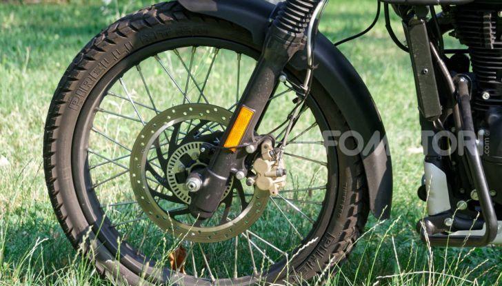 """Prova Royal Enfield Himalayan, il gusto dell'andare in moto """"facile"""" - Foto 33 di 50"""