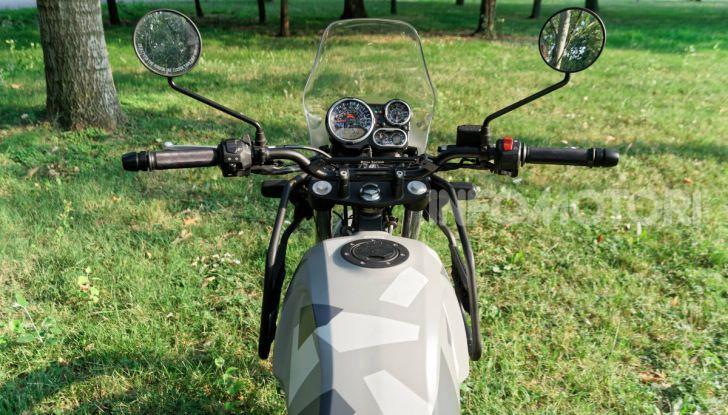 """Prova Royal Enfield Himalayan, il gusto dell'andare in moto """"facile"""" - Foto 36 di 50"""