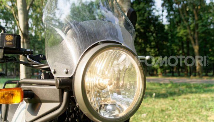 """Prova Royal Enfield Himalayan, il gusto dell'andare in moto """"facile"""" - Foto 41 di 50"""
