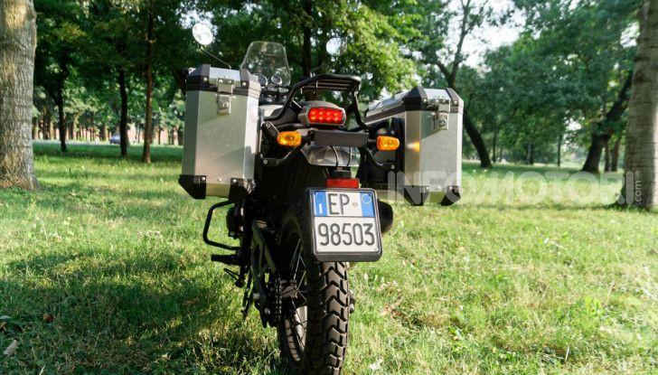 """Prova Royal Enfield Himalayan, il gusto dell'andare in moto """"facile"""" - Foto 48 di 50"""