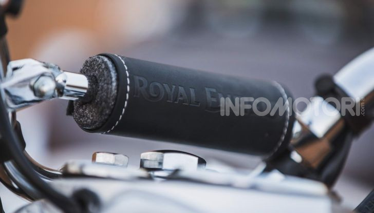 Royal Enfield, una potenza in patria (quasi 1 milione di moto all'anno) alla conquista dell'Italia - Foto 5 di 19