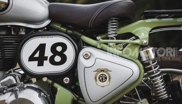Royal Enfield, una potenza in patria (quasi 1 milione di moto all'anno) alla conquista dell'Italia - Foto 8 di 19