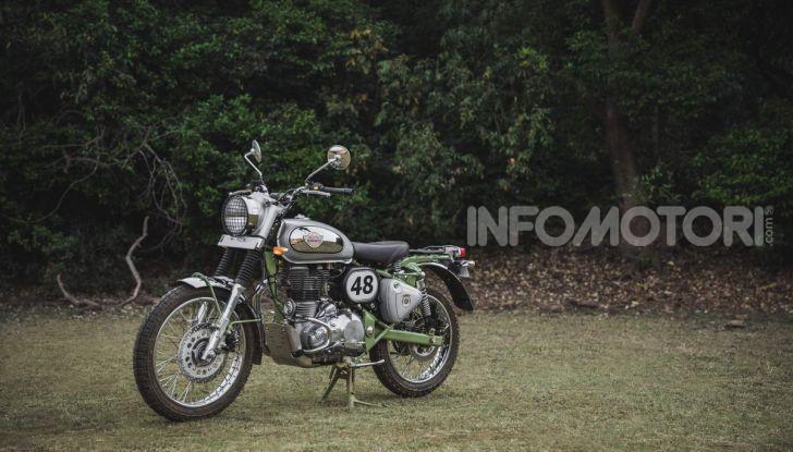 Royal Enfield, una potenza in patria (quasi 1 milione di moto all'anno) alla conquista dell'Italia - Foto 11 di 19