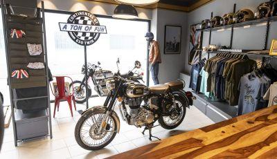 Royal Enfield, una potenza in patria (quasi 1 milione di moto all'anno) alla conquista dell'Italia
