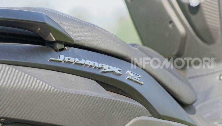 Prova SYM Joymax 300 Z, non solo un prezzo allettante! - Foto 18 di 34