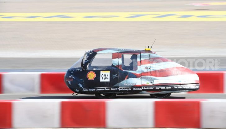 Gara all'auto che consuma meno: il record è di quasi 3.000Km con un litro di benzina - Foto 30 di 31