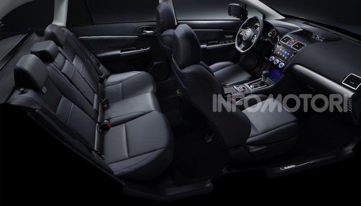 Subaru Levorg MY 2019: la sport tourer si evolve in safety tourer - Foto 9 di 20