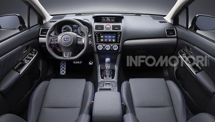 Subaru Levorg MY 2019: la sport tourer si evolve in safety tourer - Foto 8 di 20