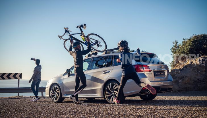 Subaru Levorg MY 2019: la sport tourer si evolve in safety tourer - Foto 1 di 20