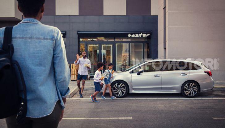 Subaru Levorg MY 2019: la sport tourer si evolve in safety tourer - Foto 14 di 20