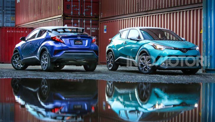 Toyota C-HR EV 2020: il SUV Coupé presto anche elettrico - Foto 1 di 6