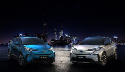 Toyota C-HR EV 2020: il SUV Coupé presto anche elettrico