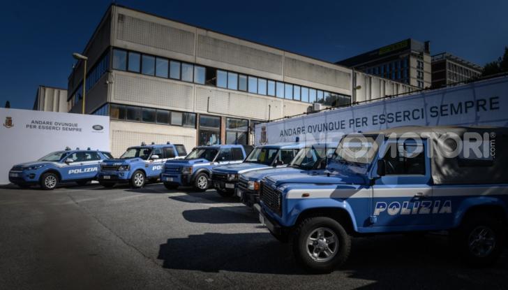 30 Land Rover Discovery consegnate alla Polizia di Stato - Foto 4 di 7