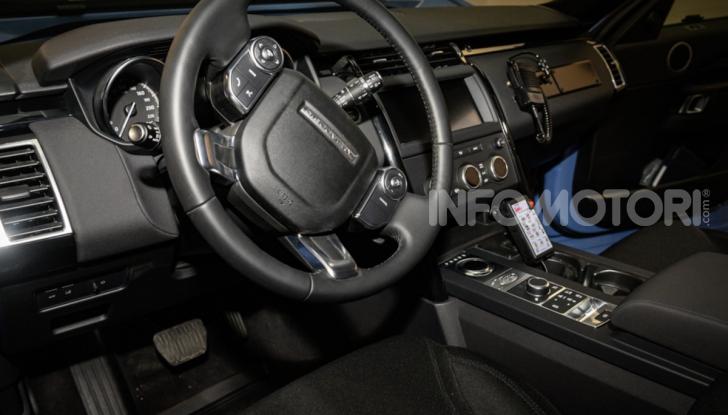30 Land Rover Discovery consegnate alla Polizia di Stato - Foto 7 di 7