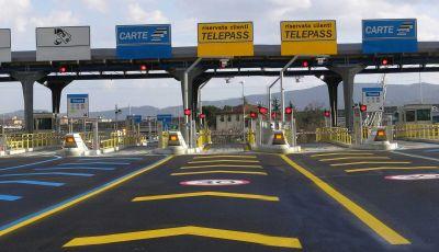 Il Coronavirus non ferma le autostrade italiane, aperte ma semi-vuote