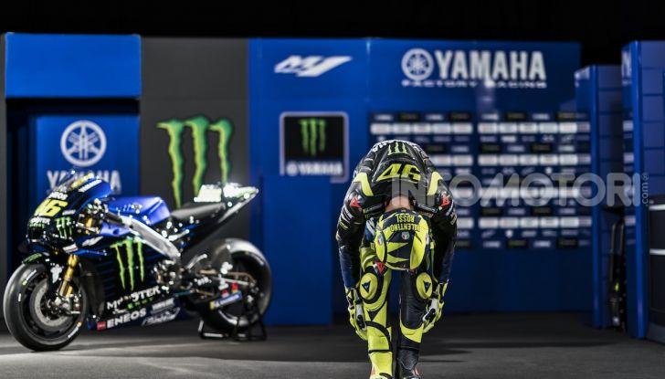 """Burgess su  Rossi: """"Forse è rimasto troppo in MotoGP"""" - Foto 9 di 10"""