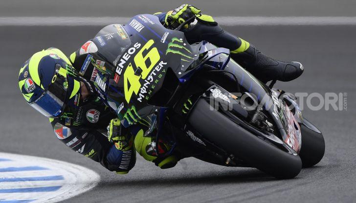 """Burgess su  Rossi: """"Forse è rimasto troppo in MotoGP"""" - Foto 5 di 10"""