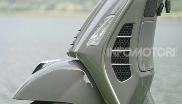 Prova Vespa GTS 300 hpe SuperTech, mai guidata una Vespa così! - Foto 25 di 49