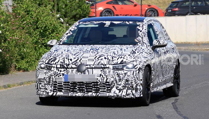 Volkswagen Golf 8 GTI 2020, immagini e dati tecnici - Foto 3 di 15