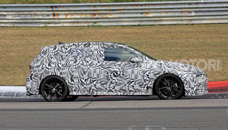 Nuova Volkswagen Golf GTI, primi dati e dettagli - Foto 11 di 15
