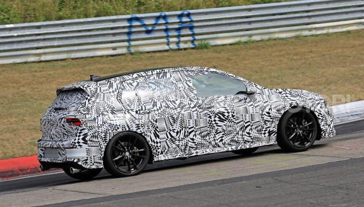 Nuova Volkswagen Golf GTI, primi dati e dettagli - Foto 12 di 15