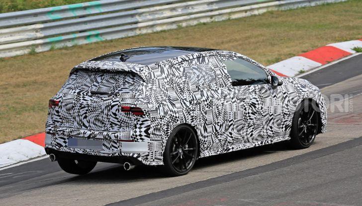Nuova Volkswagen Golf GTI, primi dati e dettagli - Foto 13 di 15