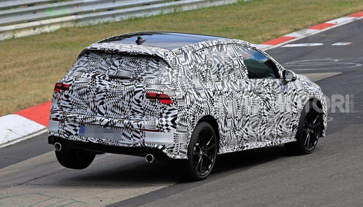 Volkswagen Golf 8 GTI 2020, immagini e dati tecnici - Foto 14 di 15
