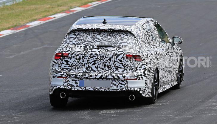 Volkswagen Golf 8 GTI 2020, immagini e dati tecnici - Foto 15 di 15
