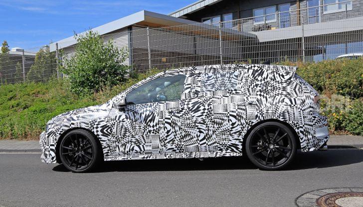 Volkswagen Golf 8 GTI 2020, immagini e dati tecnici - Foto 6 di 15