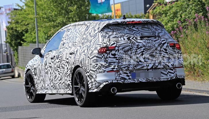 Volkswagen Golf 8 GTI 2020, immagini e dati tecnici - Foto 8 di 15