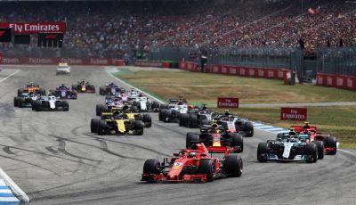 F1 2019, GP di Germania: l'anteprima Pirelli con dati e tecnica di Hockenheim